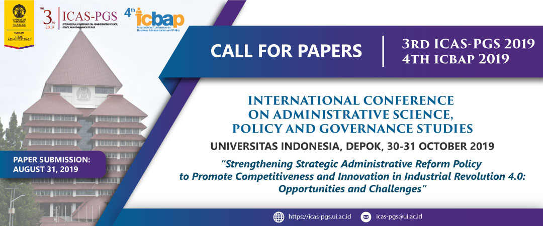 3rd ICAS-PGS Universitas Indonesia – Page 4 – Universitas