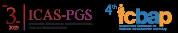 3rd ICAS-PGS Universitas Indonesia Logo