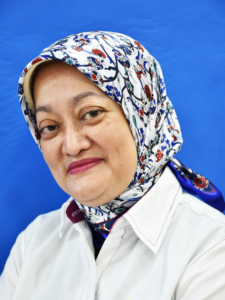 Dr. Effy Zalfiana Rusfian, M.Si